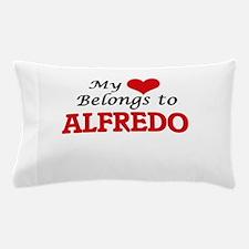 My heart belongs to Alfredo Pillow Case