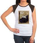 Whistler's /Brittany S Women's Cap Sleeve T-Shirt