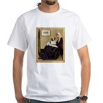 Whistler's /Brittany S White T-Shirt