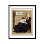 Whistler's /Brittany S Framed Panel Print