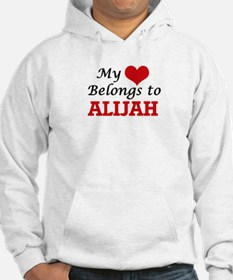 My heart belongs to Alijah Jumper Hoody