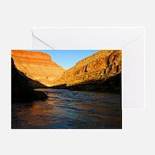 San Juan River Greeting Card