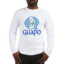 Cute Guatemala flag Long Sleeve T-Shirt