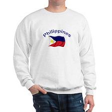 Philippines Flag Sweatshirt
