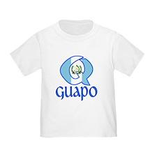 QGuapo_Guatemala_Flag T-Shirt