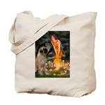 Fairies / Bullmastiff Tote Bag