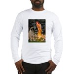 Fairies / Bullmastiff Long Sleeve T-Shirt