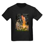 Fairies / Bullmastiff Kids Dark T-Shirt