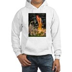 Fairies / Bullmastiff Hooded Sweatshirt