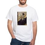 Whistler's / Bullmastiff White T-Shirt