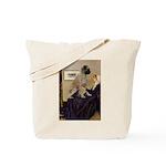 Whistler's / Bullmastiff Tote Bag