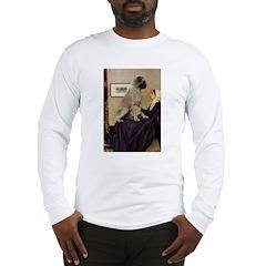 Whistler's / Bullmastiff Long Sleeve T-Shirt