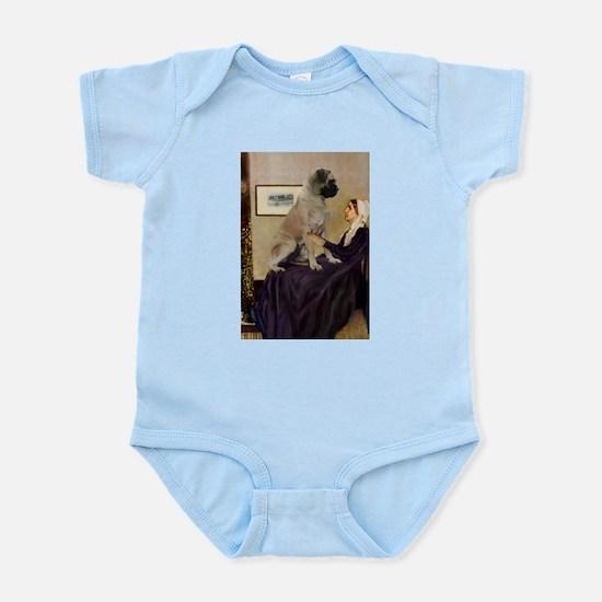 Whistler's / Bullmastiff Infant Bodysuit