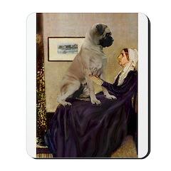 Whistler's / Bullmastiff Mousepad