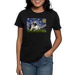 Starry / Bullmastiff Women's Dark T-Shirt