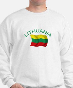 Lithuanian Flag Sweater