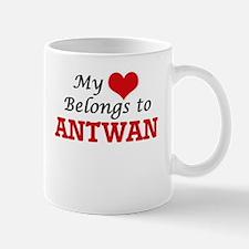 My heart belongs to Antwan Mugs