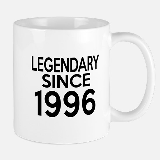Legendary Since 1996 Mug