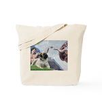 Creation / Bullmastiff Tote Bag