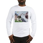 Creation / Bullmastiff Long Sleeve T-Shirt