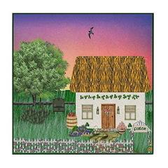 Sunrise Cottage Version 2 Tile