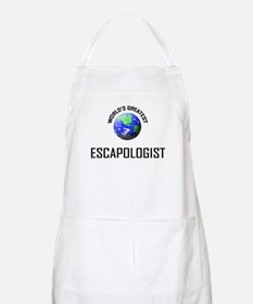 World's Greatest ESCAPOLOGIST BBQ Apron