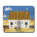 Island Cottage Mousepad