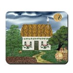 Storm Cottage Version 2 Mousepad