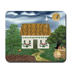 Storm Cottage Version 2 Mousepad