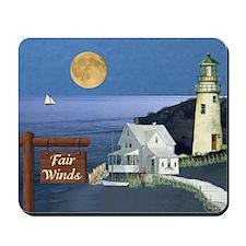 Fair Winds Cottage Mousepad