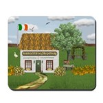 St. Patrick's Day Cottage (Gaelic) Mousepad