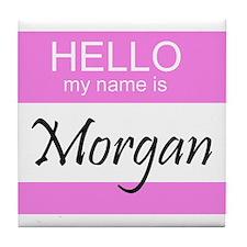 Morgan Tile Coaster