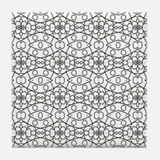 Funny Coloring pages Tile Coaster
