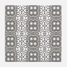 Coloring pages Tile Coaster