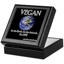 Unique Veganism Keepsake Box