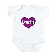 Lynette Infant Bodysuit