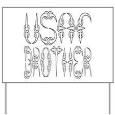 USAF Brother Yard Sign