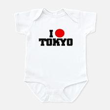 I (HEART) TOKYO Infant Bodysuit