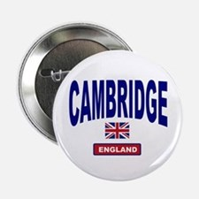 "Cambridge England 2.25"" Button (10 pack)"