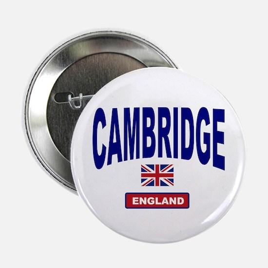 """Cambridge England 2.25"""" Button (10 pack)"""