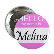 "Melissa 2.25"" Button (10 pack)"