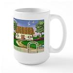 Country Cottage Large Mug