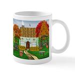 Autumn Cottage Mug