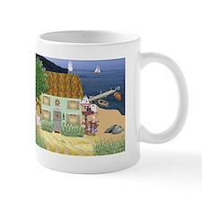 Lakeside Cottage Mug