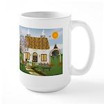 Sunshine Cottage Large Mug