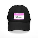 Megan Black Cap