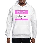 Megan Hooded Sweatshirt