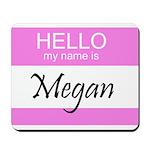 Megan Mousepad