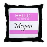 Megan Throw Pillow