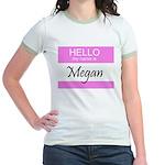 Megan Jr. Ringer T-Shirt